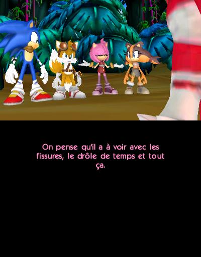Sonic Boom : le Feu et la Glace - Un jeu de plateforme correct, en attendant un vrai retour aux sources