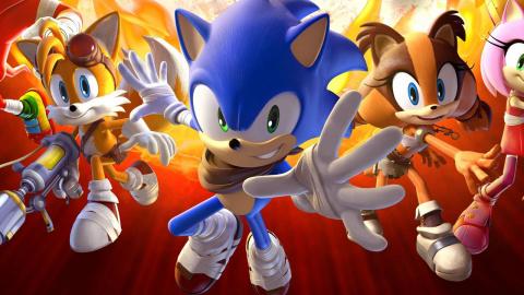 Jaquette de Sonic Boom : le Feu et la Glace - Un jeu de plateforme correct, en attendant un vrai retour aux sources sur 3DS