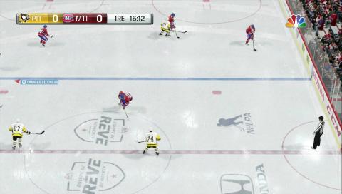 NHL 17 : Tracez la glace sur consoles