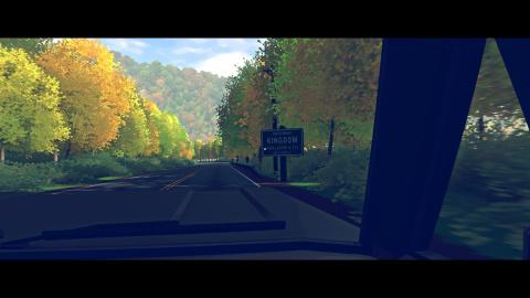Virginia, le jeu qui voulait être un film de David Lynch