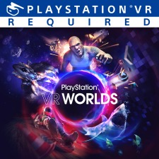 PlayStationVR Worlds sur PS4