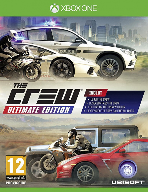 The Crew : Calling All Units sur ONE
