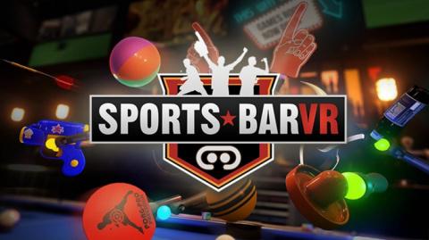 SportsBarVR sur PS4