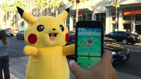 Pokémon GO rapporterait encore plus de 2 millions de dollars par jour