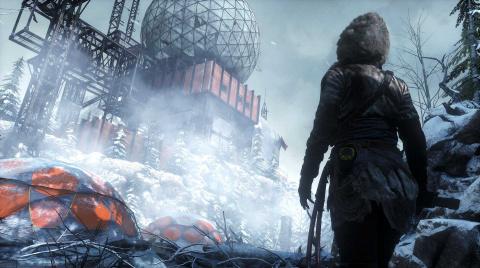 Rise of the Tomb Raider : 20e anniversaire se montre à nouveau en images