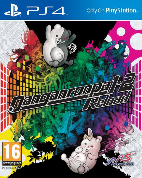 Danganronpa 1•2 Reload sur PS4