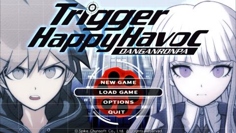 Danganronpa : les 2 premiers épisodes reviennent sur PS4 début 2017