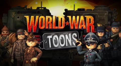 World War Toons sur PS4