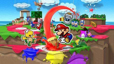 Paper Mario : Color Splash - Humour, simplicité et papier mâché sur WiiU