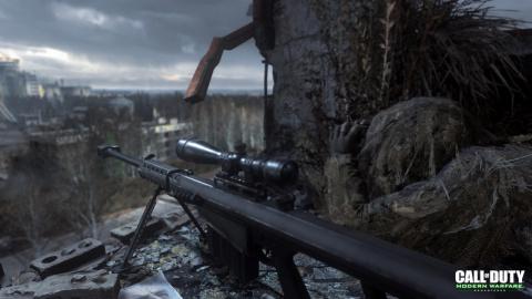 Modern Warfare Remastered : une nouvelle fournée de captures d'écran