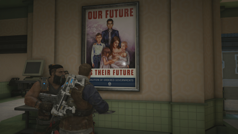 Gears of War 4 : retour au sommet
