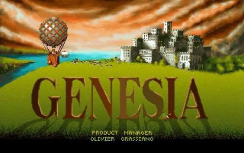 Genesia Legacy sur PC