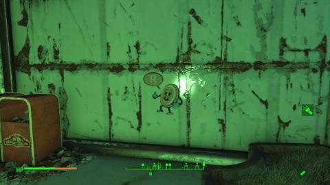 Un Cappy dans une botte de foin