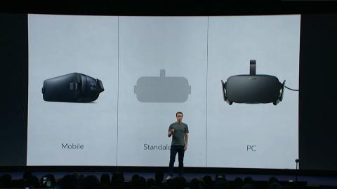 Oculus travaille sur un casque VR sans fil moins cher