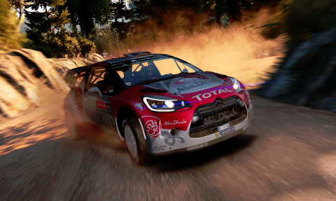WRC 6 : Des sensations de conduite à revoir