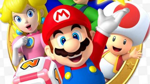 Jaquette de Mario Party : Star Rush - Tous ensemble, mais chacun de son côté ! sur 3DS