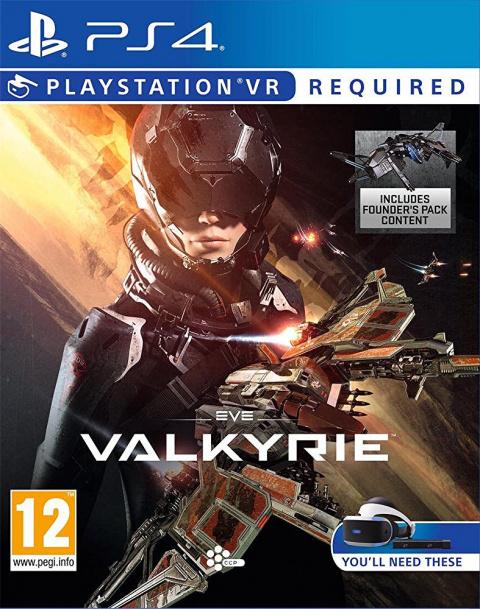 EVE Valkyrie sur PS4