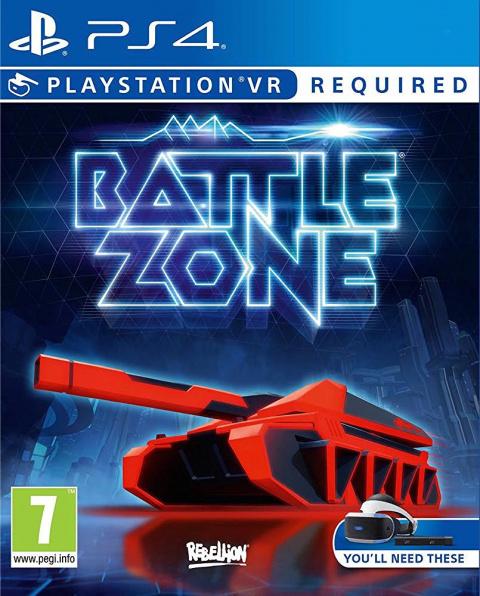 Battlezone sur PS4