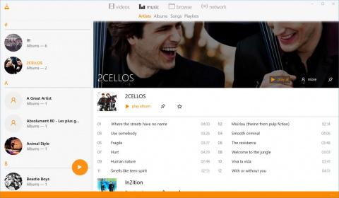 Le lecteur VLC débarque en beta sur Xbox One