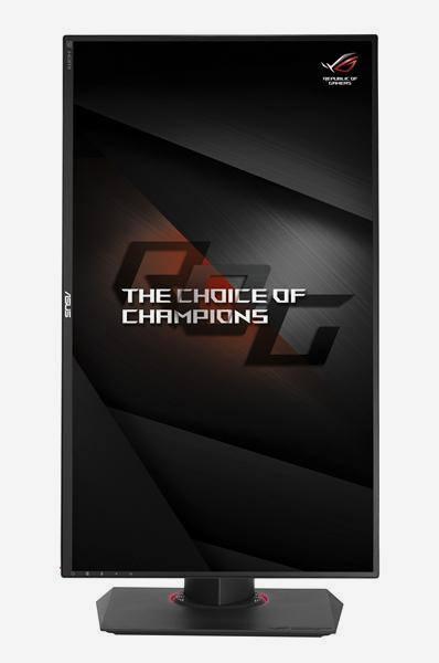 Asus ROG annonce un nouveau moniteur de jeu 27 pouces