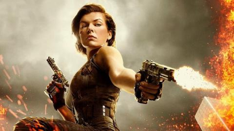 Jaquette de Resident Evil Chapitre Final : Un nouveau trailer apocalyptique
