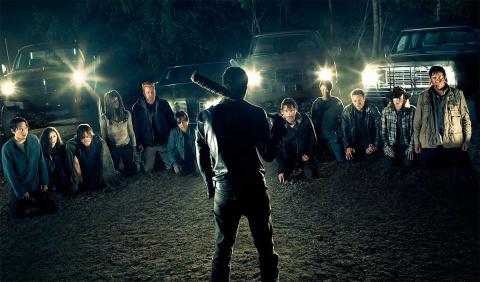 Jaquette de The Walking Dead Saison 7 : Les premières minutes dévoilées (VO)