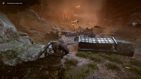 Chapitre 1 - Le raid