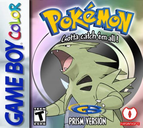 Pokémon Prism, fan-game Pokémon aux graphismes rétro 8 bits (décembre 2016)