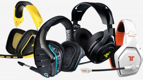 Jaquette de Comparatif : 7 casques audio gamer sans fil, entre 100 et 350€