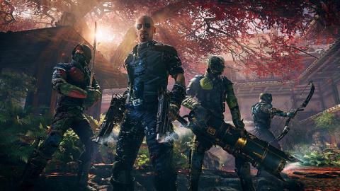 Jaquette de Shadow Warrior 2 : retour en forme pour le FPS brutal sur PC
