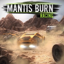 Mantis Burn Racing sur PS4