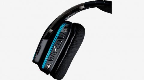 Test du casque Logitech G933 : Un véritable couteau suisse de l'audio