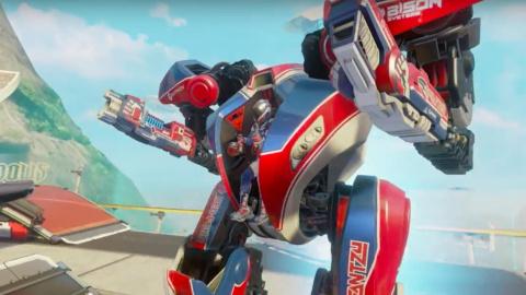 Jaquette de RIGS : Mechanized Combat League, Sport et VR font-ils bon ménage ? sur PS4