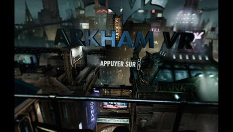 Batman Arkham VR : Incursion et enquêtes dans un Gotham immersif