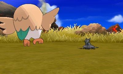 Pokémon Soleil / Lune : les starters combattent dans cette nouvelle série d'images