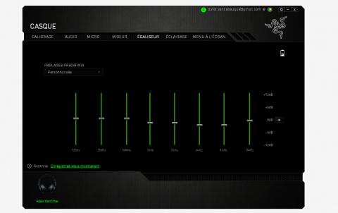 Test du casque Razer ManO'War : Le fabricant ne la joue plus profil basse !