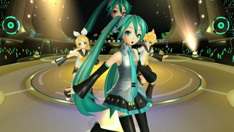 Hatsune Miku : VR Future Live - 2nd Stage disponible en occident