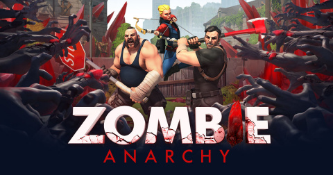 Zombie Anarchy sur Android