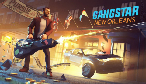 Gangstar New Orleans sur Android