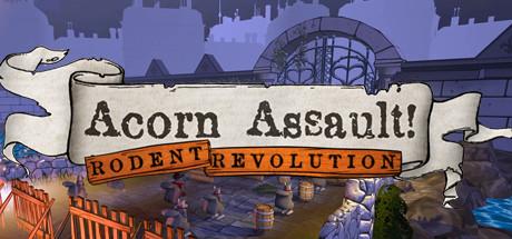 Acorn Assault : Rodent Revolution sur ONE