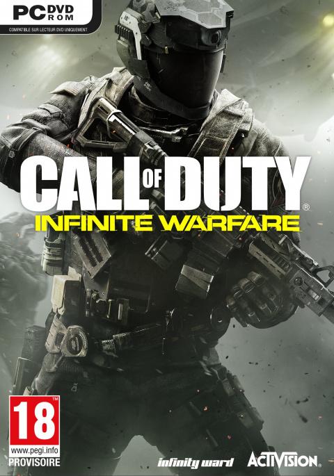 Call of Duty : Infinite Warfare sur PC