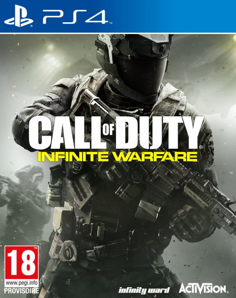 call of duty infinite warfare sur playstation 4. Black Bedroom Furniture Sets. Home Design Ideas