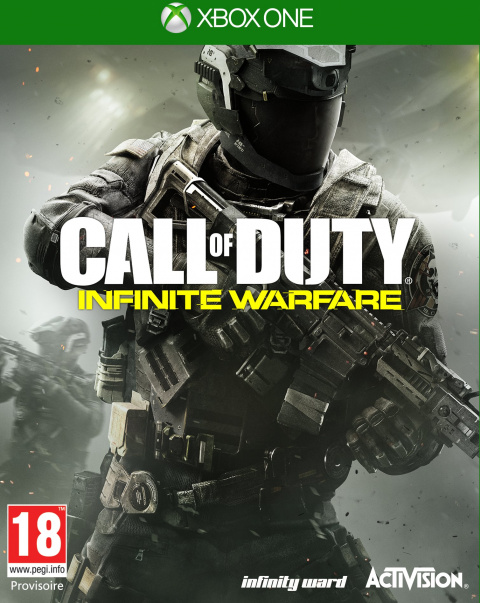 Call of Duty : Infinite Warfare sur ONE