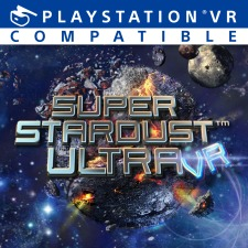 Super Stardust Ultra VR sur PS4