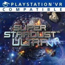 Super Stardust Ultra VR sur PS4