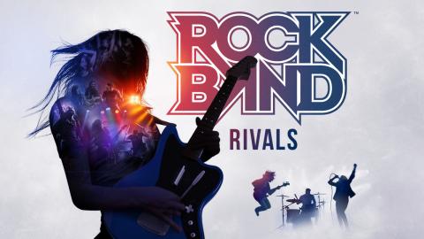 Rock Band 4 Rivals sur ONE