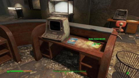 Fallout 4 : Fallout 3 s'incruste en partie dans le jeu