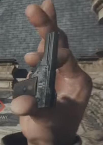 Obtenir le pistolet Kolibri, le pistolet troll minuscule et inoffensif !