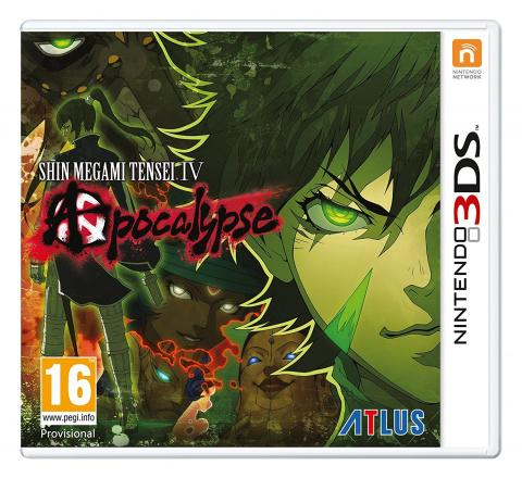 Shin Megami Tensei IV : Apocalypse sur 3DS