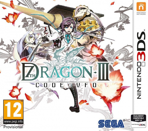 7th Dragon III Code : VFD sur 3DS